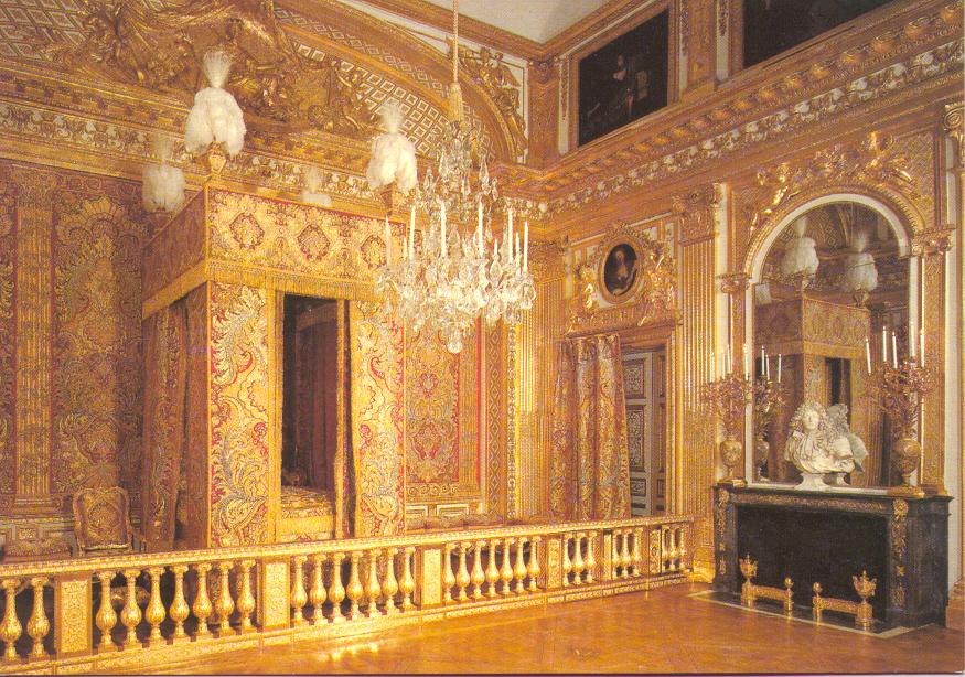 Habitaci n de luis xiv historiadores hist ricos for Chambre louis xiv
