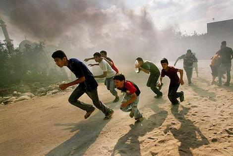 Zona de Gaza , todo una historia...