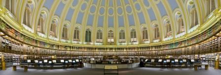 Biblioteca museo británico