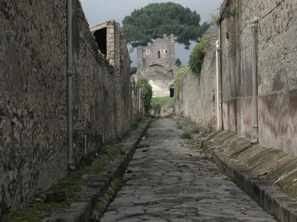 calle pompeya
