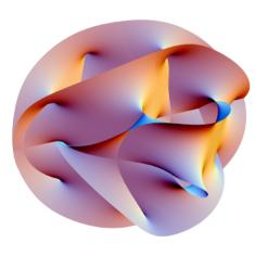 Resultado de imagen de La teoria´çia de cuerdas